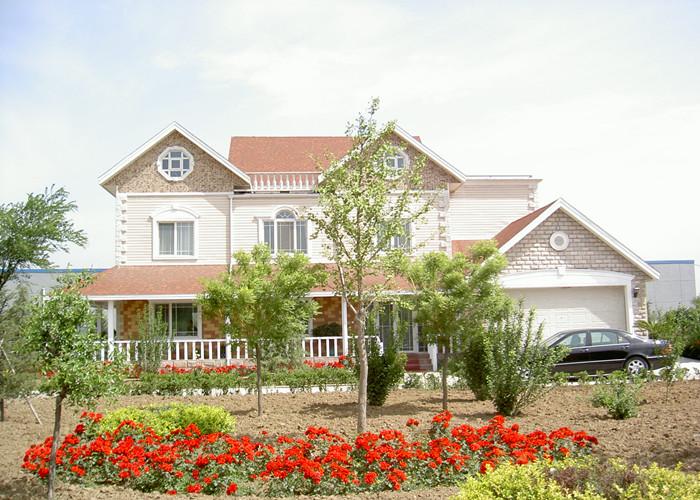农村房屋设计效果图   求房设计新农村三层房屋设计图纸#